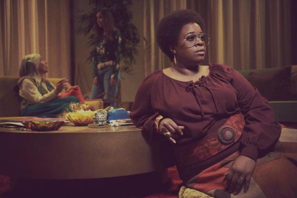 MRS. AMERICA -- Pictured: Bria Henderson as Margaret Sloan. CR: Pari Dukovic/FX